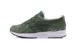 Asics Gel LYTE 5 Winter Vintage Green зеленые