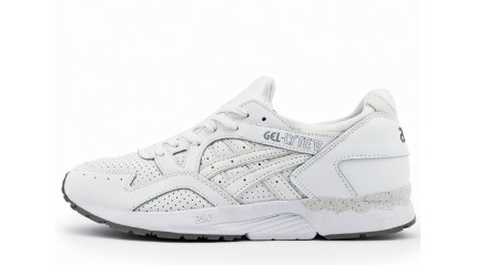 Asics Gel Lyte 5 White perforation Leather