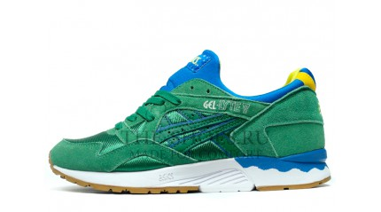 Gel Lyte 5 КРОССОВКИ МУЖСКИЕ<br/> ASICS GEL LYTE 5 BRAZIL GREEN SHARP
