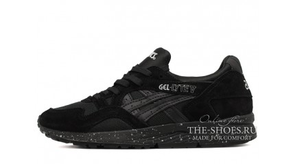 Asics Gel LYTE 5 Night Shade Black Speckle