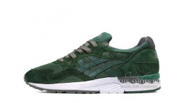 Asics GEL LYTE 5 Dark Green Outdoor зеленые