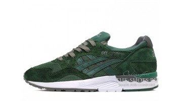 Кроссовки мужские Asics GEL LYTE 5 Dark Green Outdoor