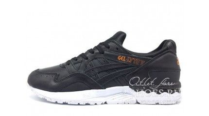 Asics GEL LYTE 5 Rose Gold Pack Black Leather