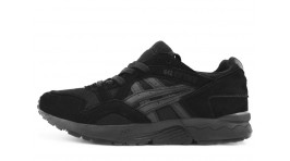 Asics Gel LYTE 5 Black Band Gray черные
