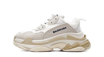 Кроссовки женские Balenciaga Triple S Light Gray FW17BALN38