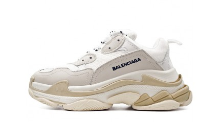 Balenciaga КРОССОВКИ МУЖСКИЕ<br/> BALENCIAGA TRIPLE S LIGHT GRAY FW17BALN38