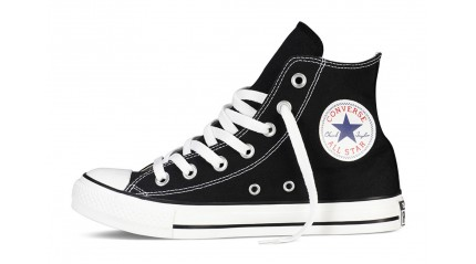 Converse КЕДЫ ЖЕНСКИЕ<br/> CONVERSE ALL STAR HI BLACK WHITE