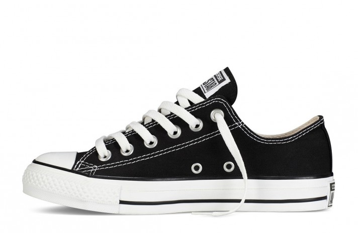 Кеды Converse All Star Low CHUCK TAYLOR Black White