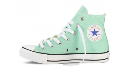 Converse КЕДЫ ЖЕНСКИЕ<br/> CONVERSE ALL STAR HI MINT WHITE