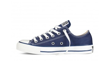 Кеды женские Converse All Star Low Blue White