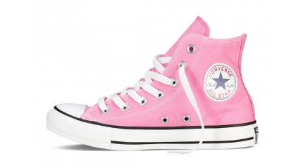 Converse КЕДЫ ЖЕНСКИЕ<br/> CONVERSE ALL STAR HI PINK WHITE