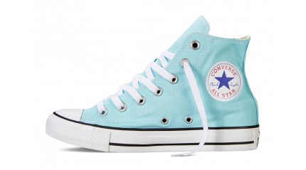 Converse КЕДЫ ЖЕНСКИЕ<br/> CONVERSE ALL STAR HI BABY BLUE WHITE