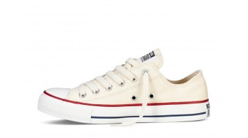 Кеды женские Converse All Star Low Cream Milk White