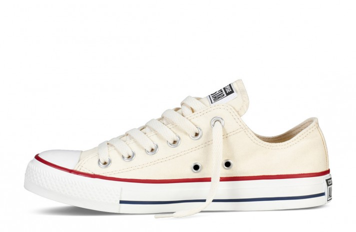 Кеды Converse All Star Low CHUCK TAYLOR Cream Milk White