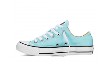 Кеды женские Converse All Star Low Baby Blue White