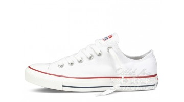 Кеды женские Converse All Star Low Pure White