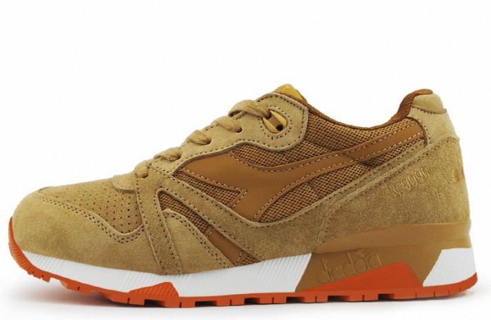 Diadora N9000 Yellow Sand желтые