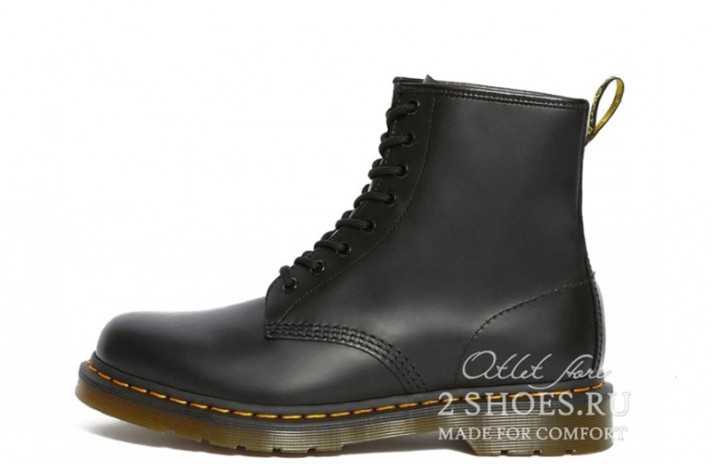 Ботинки DR Martens 1460 Black Smooth