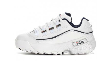 Fila Hometown Extra White Blue