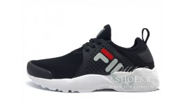 Fila Mind Zero Black White черные