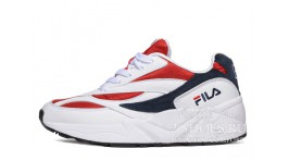 Fila Venom 94 White Red Blue белые