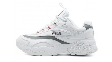 Fila Ray White Gray