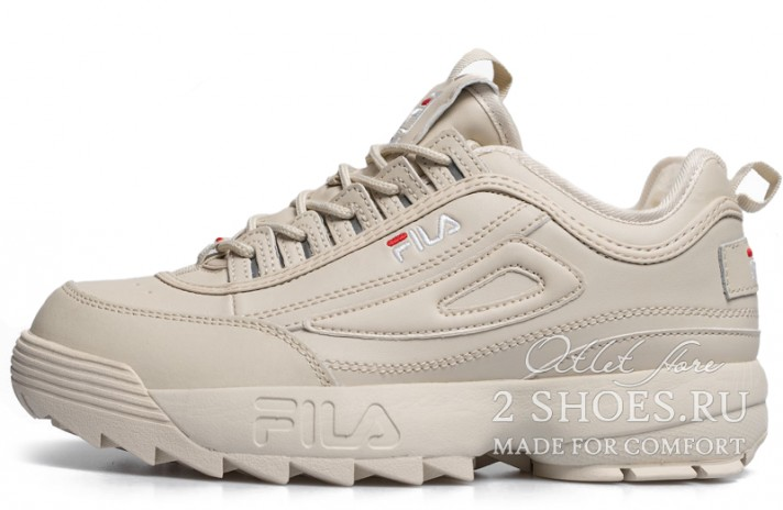 Кроссовки Fila Disruptor 2 Autumn Tan