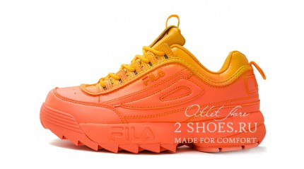 Fila Disruptor 2 Orange Hurricane