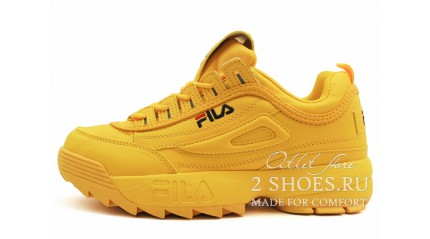 Fila Disruptor 2 Sun Yellow