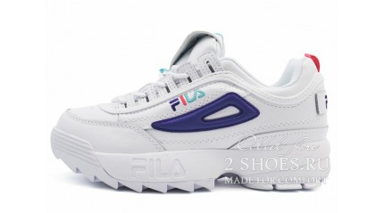 Fila Disruptor 2 White Purple Mint