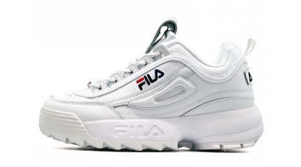 Fila Disruptor 2 White Bright