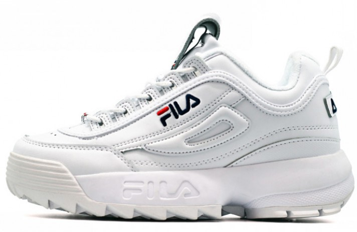 Кроссовки Fila Disruptor 2 White Bright