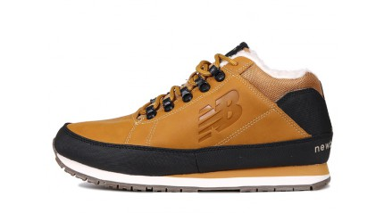 754 БОТИНКИ МУЖСКИЕ<br/> NEW BALANCE 754 WNR LEATHER YELLOW SAND
