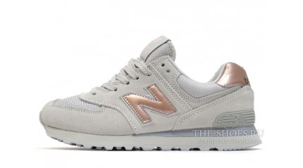 New Balance 574 Gray bronze