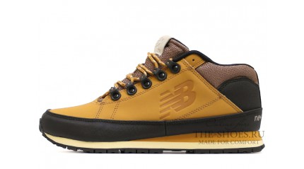 754 БОТИНКИ МУЖСКИЕ<br/> NEW BALANCE 754 LEATHER YELLOW SAND