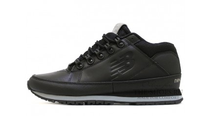754 БОТИНКИ МУЖСКИЕ<br/> NEW BALANCE 754 LEATHER BLACK BANDIT