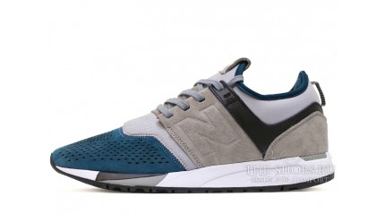 New Balance 247 Luxe Pack Gray Blue