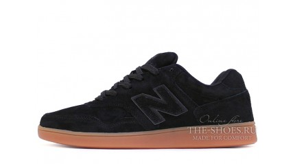 New Balance CT 288 black neat suede
