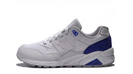 New Balance MRT580MJ White Blue белые