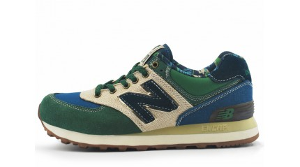 New Balance ML574OHT Botanical Garden Green