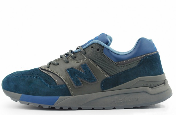 New Balance 997.5 Blue Gray синие