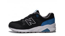 New Balance MRT580MN Black Blue черные