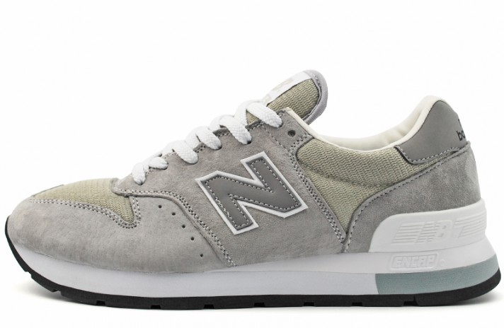 Кроссовки New Balance M995GR Grey 30th Anniversary