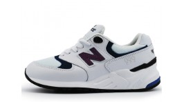 New Balance WL999WO White Blue белые
