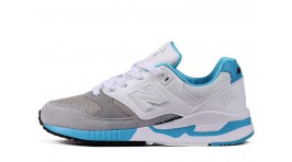 New Balance 530 White Grey Blue белые