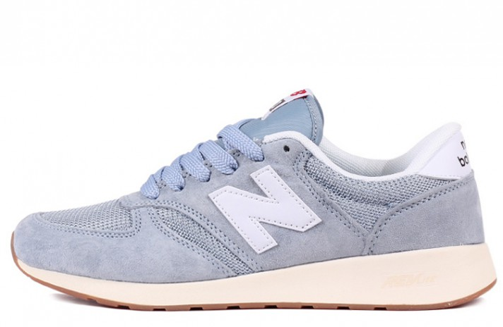 New Balance MRL420SP Blue Light White голубые