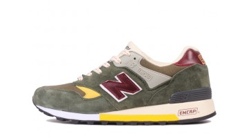 Кроссовки мужские New Balance M577TGY Test Match Green