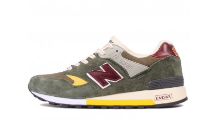 New Balance M577TGY Test Match Green
