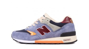 Кроссовки мужские New Balance M577TBO Test Match Blue