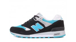 New Balance M577SMO Black & Teal черные